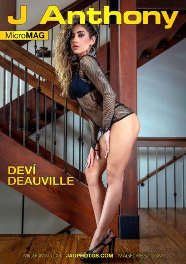 J Anthony MicroMAG - Deví Deauville 8