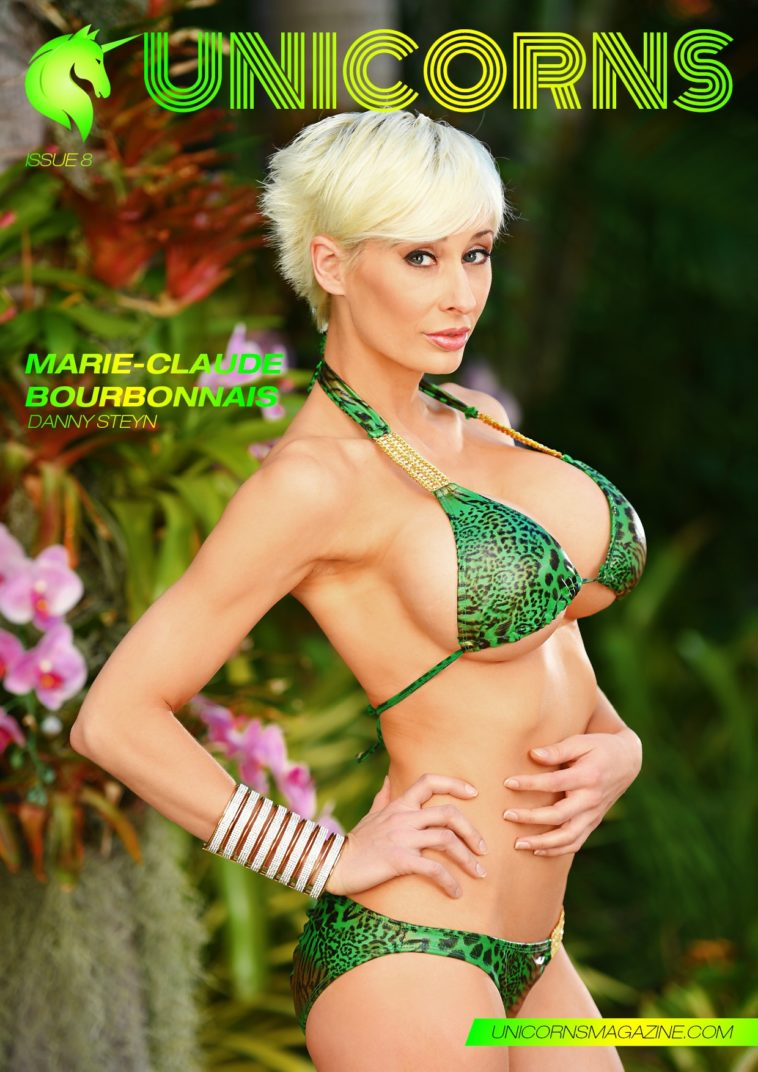 Unicorns Magazine - July 2019 - Marie-Claude Bourbonnais 1