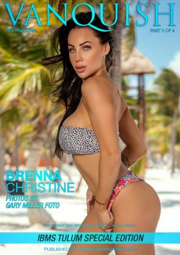 Vanquish Magazine - IBMS Tulum - Part 3 - Brenna Christine 11