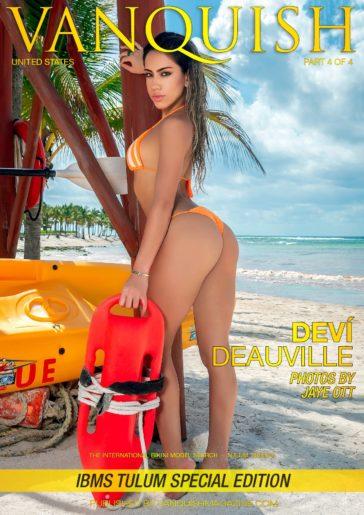 Vanquish Magazine - IBMS Tulum - Part 4 - Deví Deauville 4