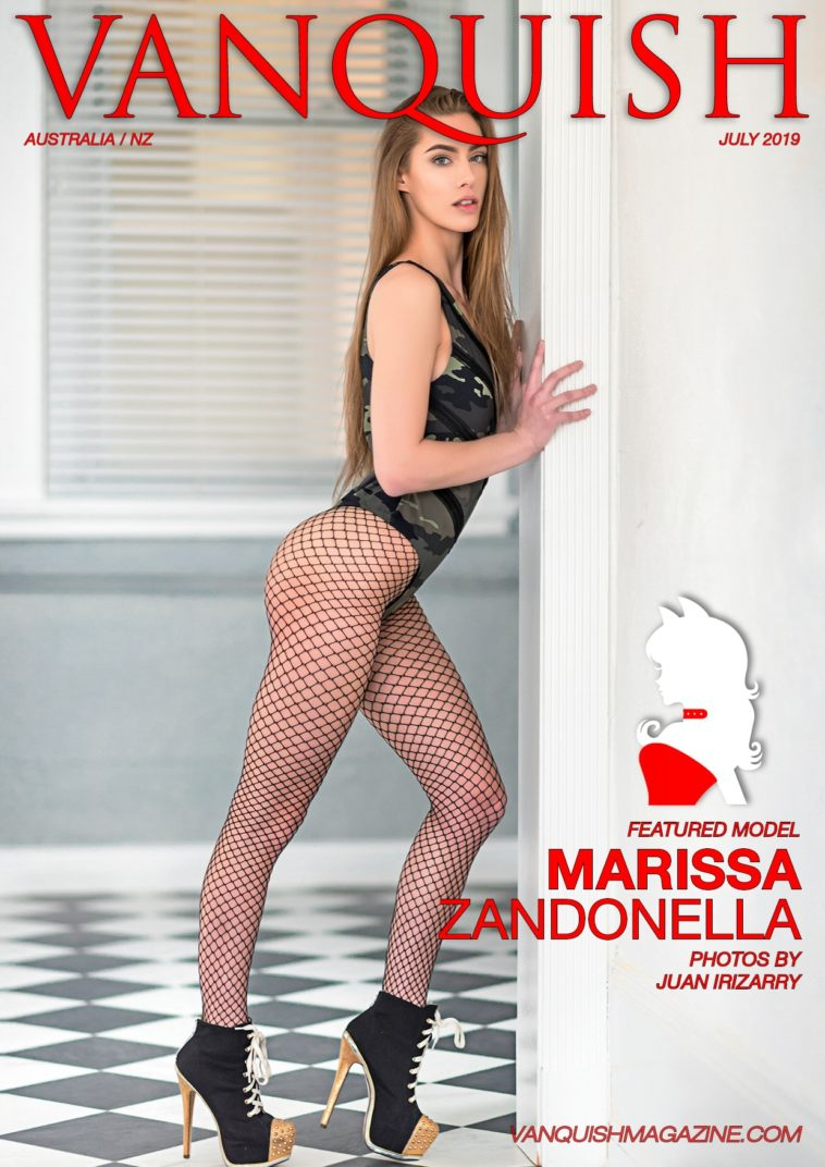 Vanquish Magazine - July 2019 - Marissa Zandonella 1