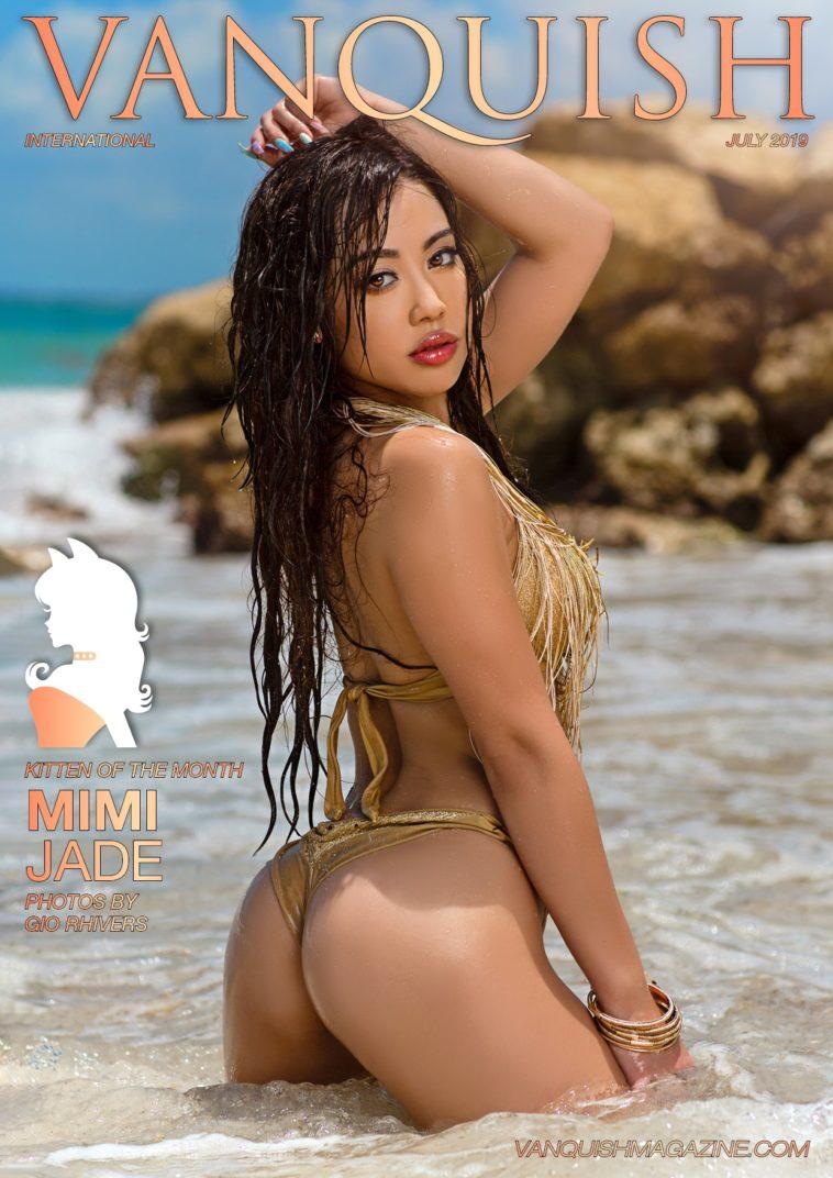 Vanquish Magazine – July 2019 – Mimi Jade