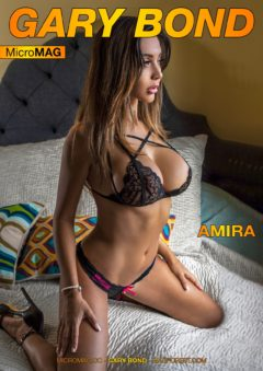 Gary Bond MicroMAG – Amira