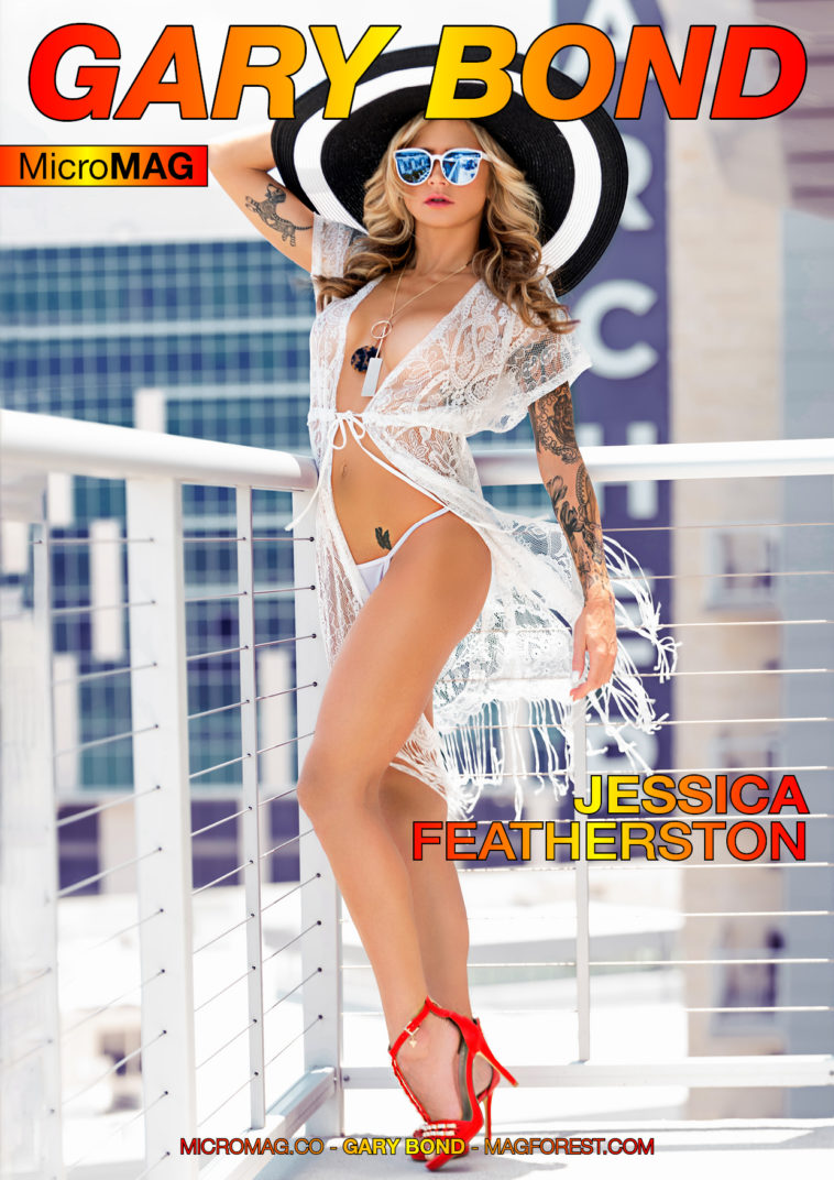 Gary Bond MicroMAG - Jessica Featherston 1