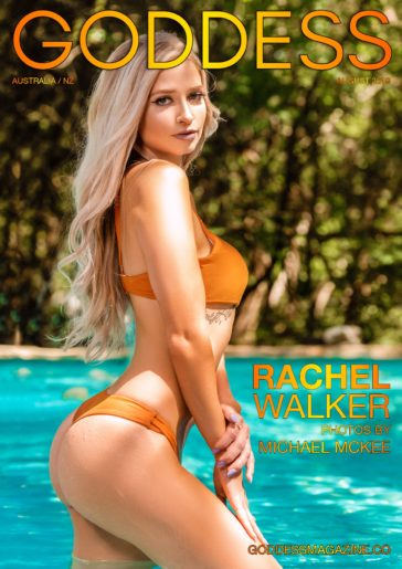 Goddess Magazine – August 2019 – Rachael Walker 3