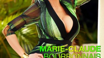 Goddess Magazine – August 2019 – Marie-Claude Bourbonnais 2