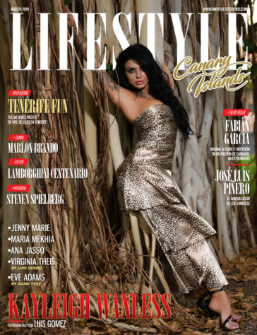 Lifestyle Magazine Canary Islands - August 2019 4