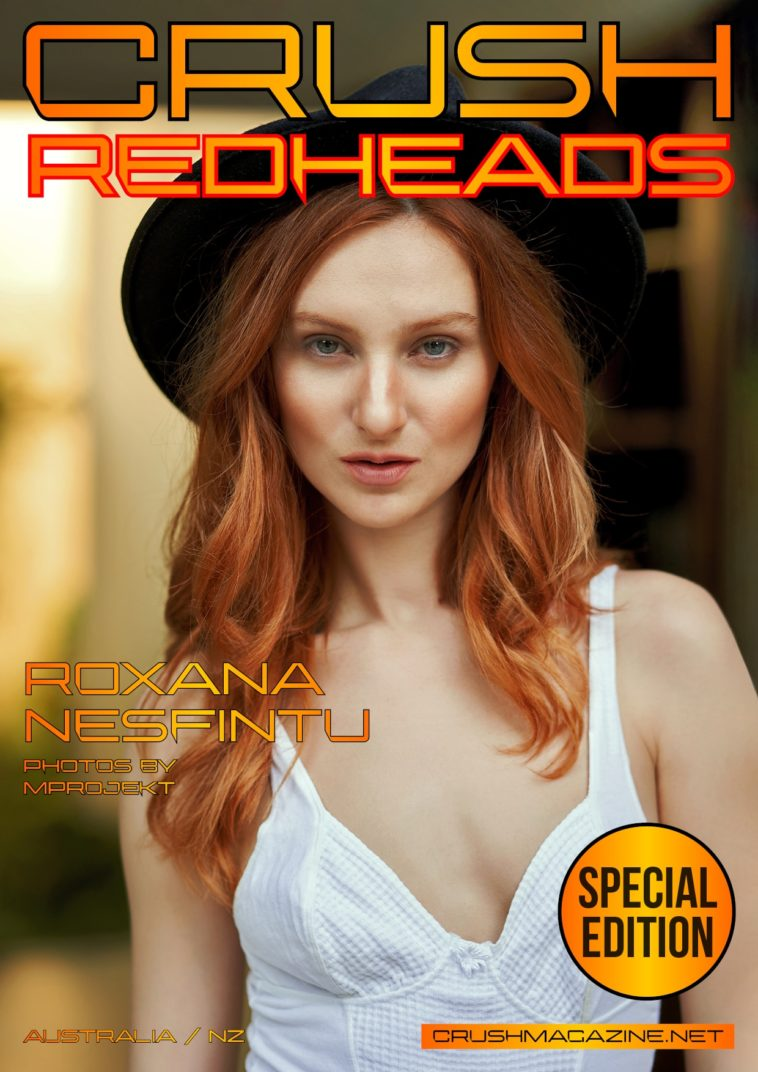Crush Magazine - September 2019 - Roxana Nesfintu 1