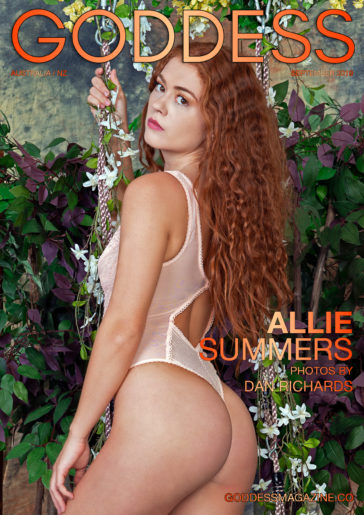 Goddess Magazine – September 2019 – Allie Summers 12