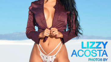 Goddess Magazine – September 2019 – Lizzy Acosta