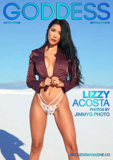 Goddess Magazine – September 2019 – Lizzy Acosta 11