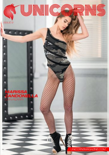 Unicorns Magazine – September 2019 – Marissa Zandonella