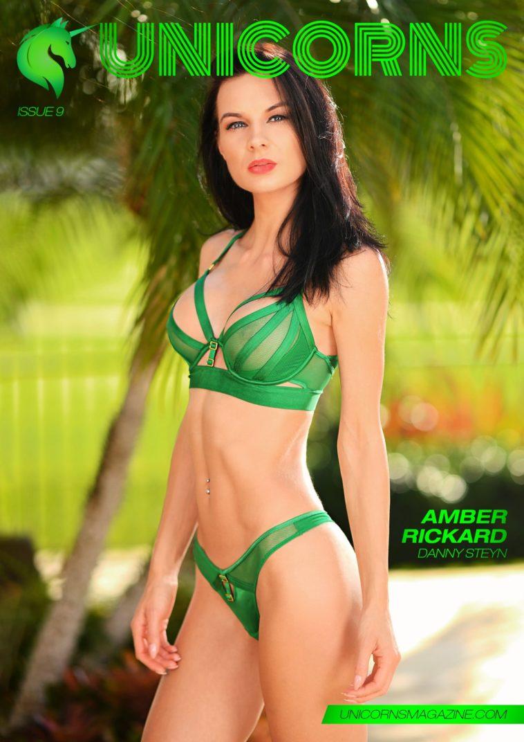 Unicorns Magazine - September 2019 - Amber Rickard 1