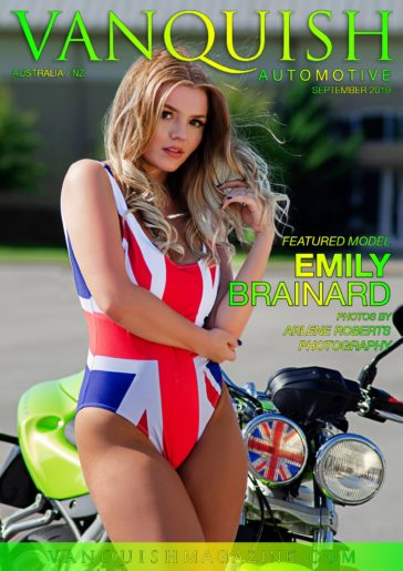 Vanquish Automotive - September 2019 - Emily Brainard 2