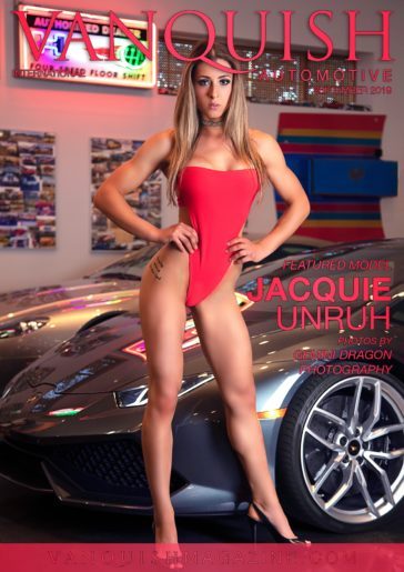 Vanquish Automotive - September 2019 - Jacquie Unruh 1