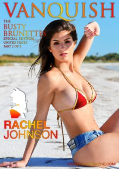 Vanquish Magazine - September 2019 - Rachel Johnson 21