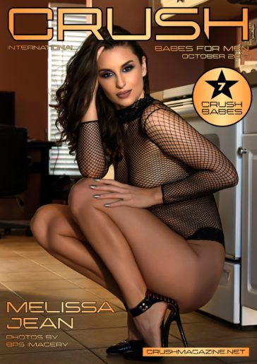 Crush Magazine – October 2019 – Melissa Jean