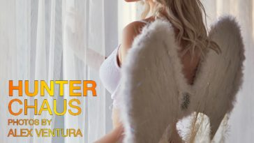Goddess Magazine – October 2019 – Hunter Chaus 30