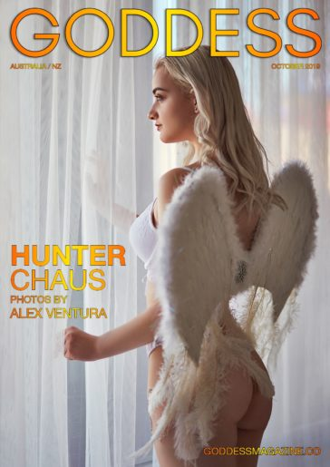 Goddess Magazine – October 2019 – Hunter Chaus 6