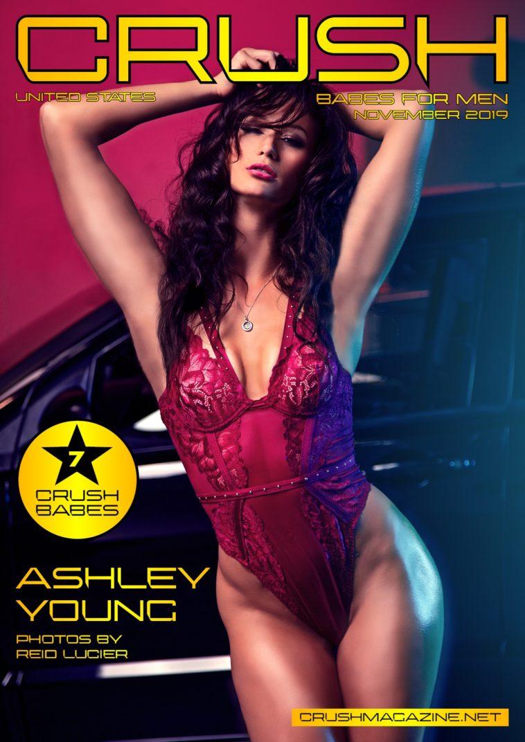 Crush Magazine – November 2019 – Ashley Young