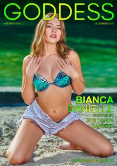 Goddess Magazine – December 2019 – Bianca Danielle