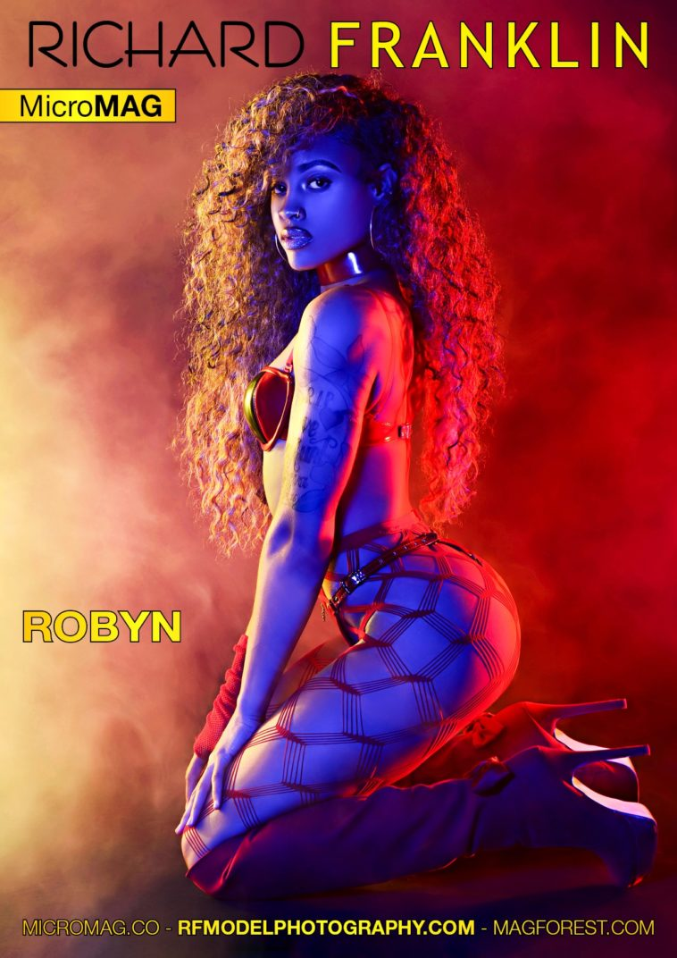 Richard Franklin MicroMAG – Robyn