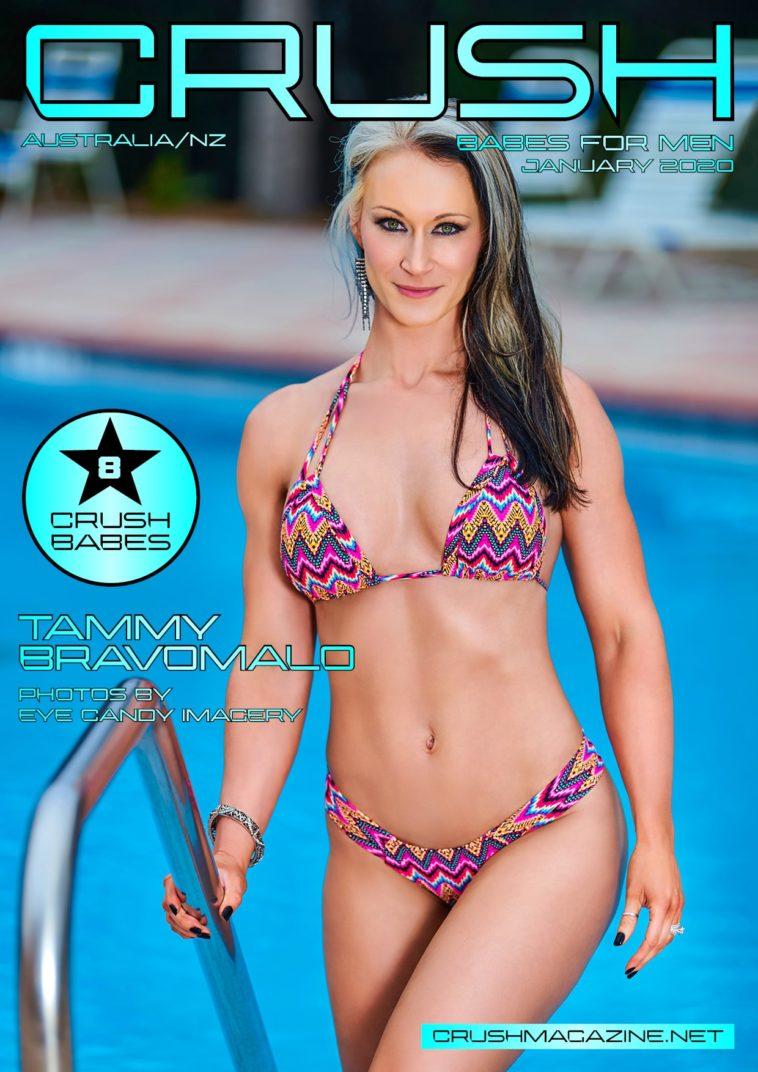 Crush Magazine – January 2020 – Tammy Bravomalo