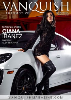 Vanquish Automotive – January 2020 – Ciana Ibanez