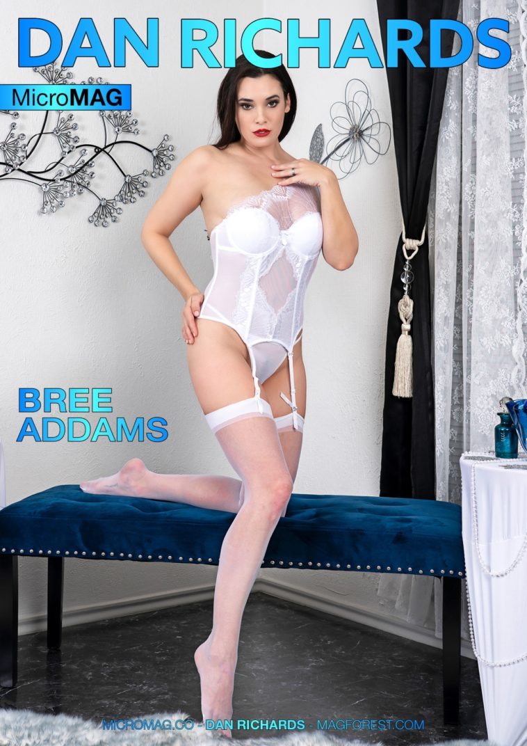 Dan Richards MicroMAG – Bree Addams