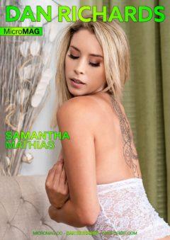 Dan Richards MicroMAG – Samantha Mathias