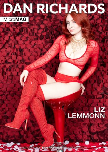 Dan Richards MicroMAG – Liz Lemmonn
