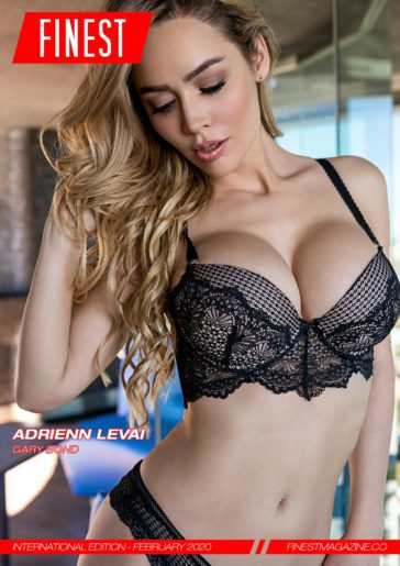 Finest Magazine – February 2020 – Adrienn Levai