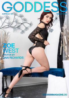 Goddess Magazine – February 2020 – Zoe West