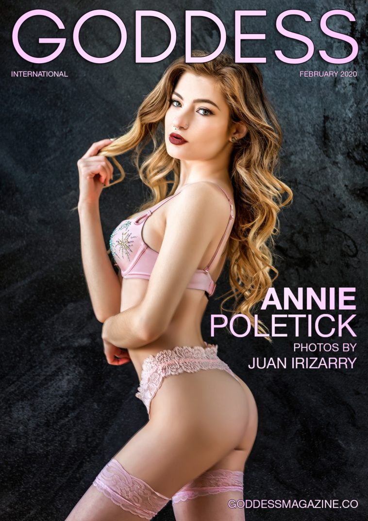 Goddess Magazine – February 2020 – Annie Poletick