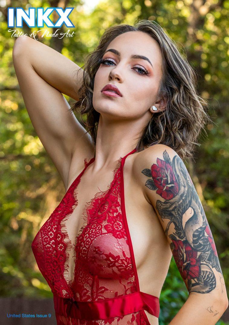 INKX Magazine – February 2020 – Rebecca Devillier