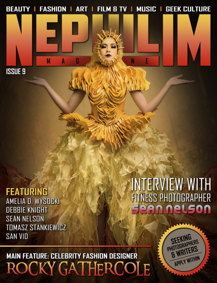 Nephilim Magazine – Issue 9