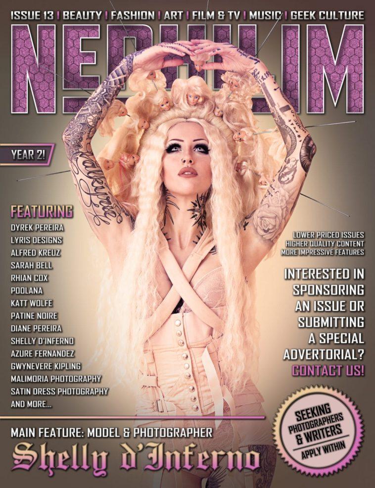 Nephilim Magazine – Issue 13 1
