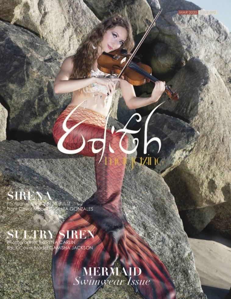 Edith Magazine - March 2020 - Mermaids - Issue 92 1