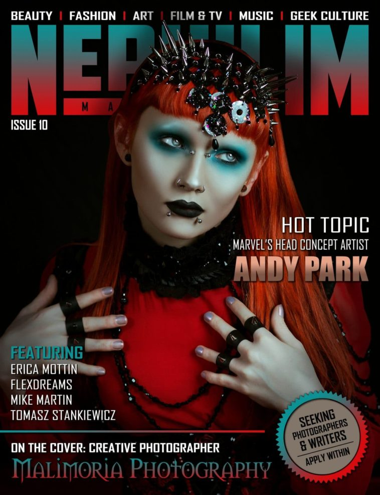 Nephilim Magazine – Issue 10 1