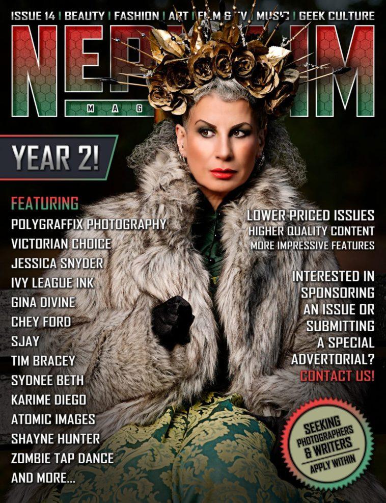 Nephilim Magazine – Issue 14 1