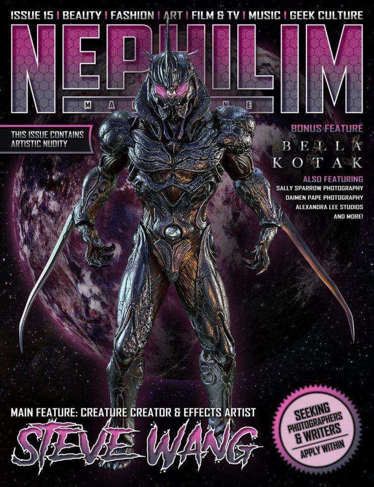 Nephilim Magazine – Issue 15 1
