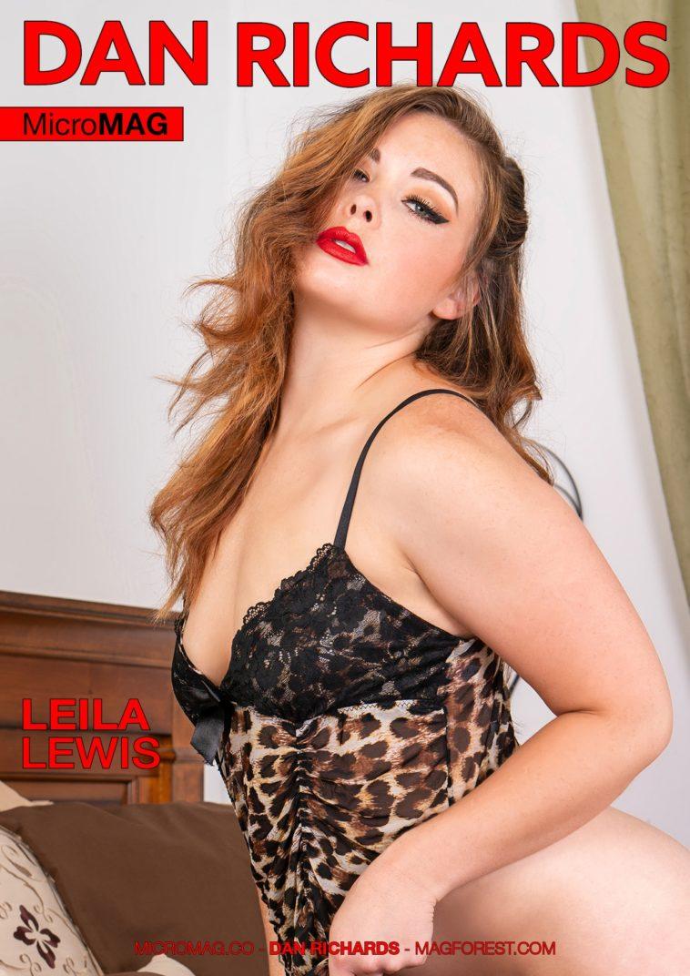 Dan Richards MicroMAG – Leila Lewis – Issue 4