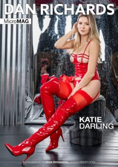 Dan Richards MicroMAG – Katie Darling – Issue 3