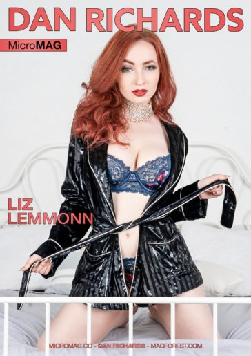 Dan Richards MicroMAG - Liz Lemmonn - Issue 3 1