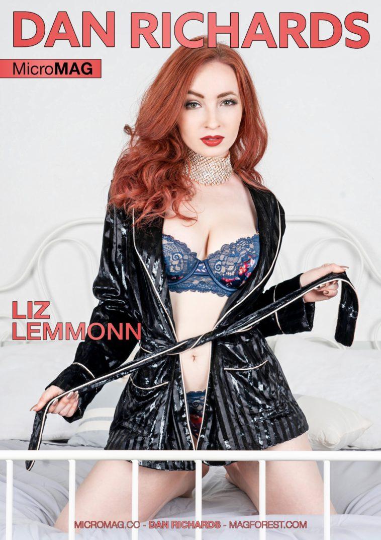 Dan Richards MicroMAG - Liz Lemmonn - Issue 3 1