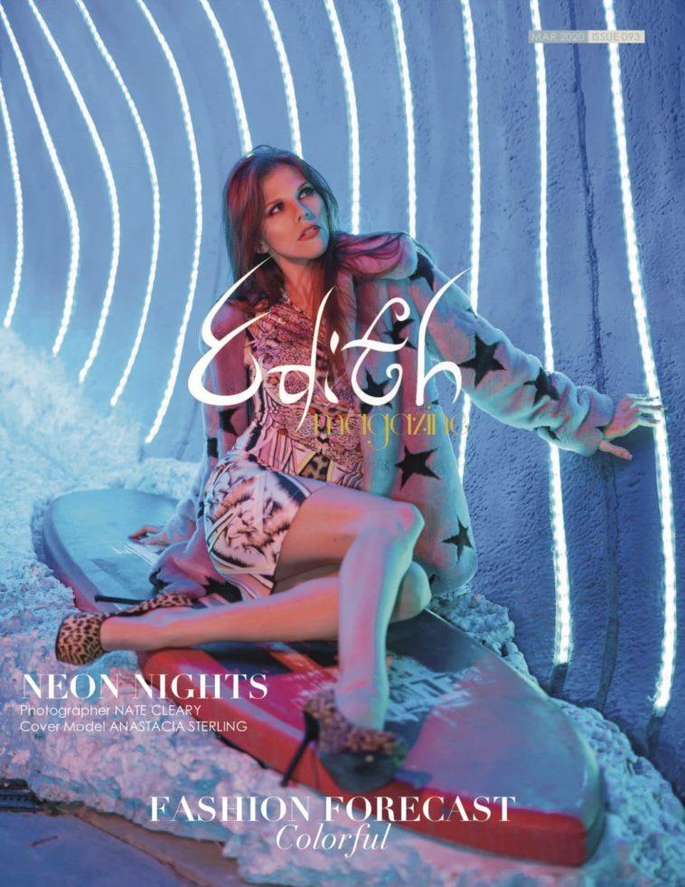 Edith Magazine - March 2020 - Fashion Forecast - Issue 93 1