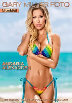 Gary Miller Foto MicroMAG – Andaria Alexander – Issue 2