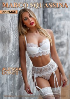 Marco Squassina MicroMAG - Alessia Dones - Issue 1 4
