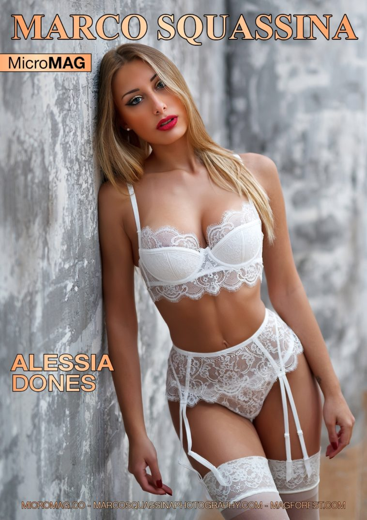 Marco Squassina MicroMAG - Alessia Dones - Issue 2 1