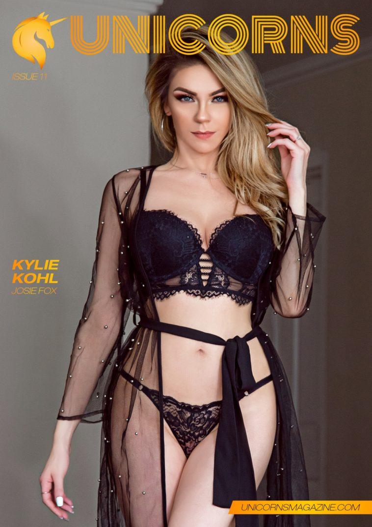 Unicorns Magazine - March 2020 - Kylie Kohl 1
